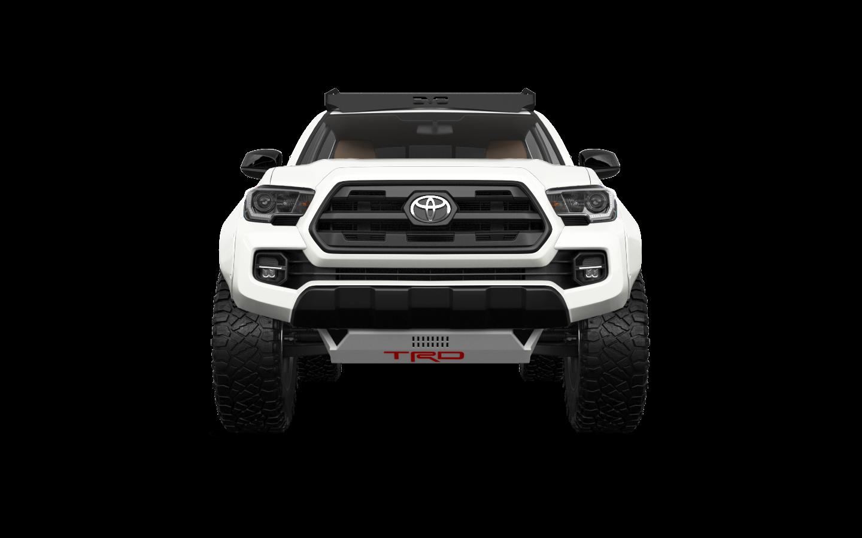 Toyota Tacoma'18
