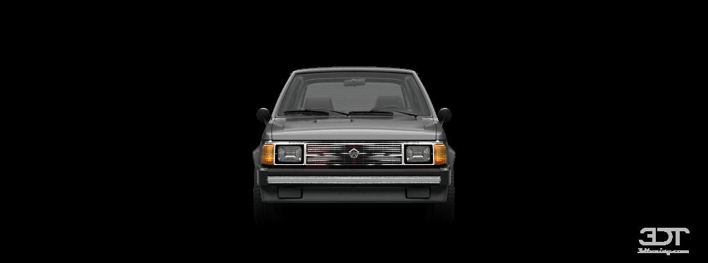 Dodge Shelby Omni GLHS'86