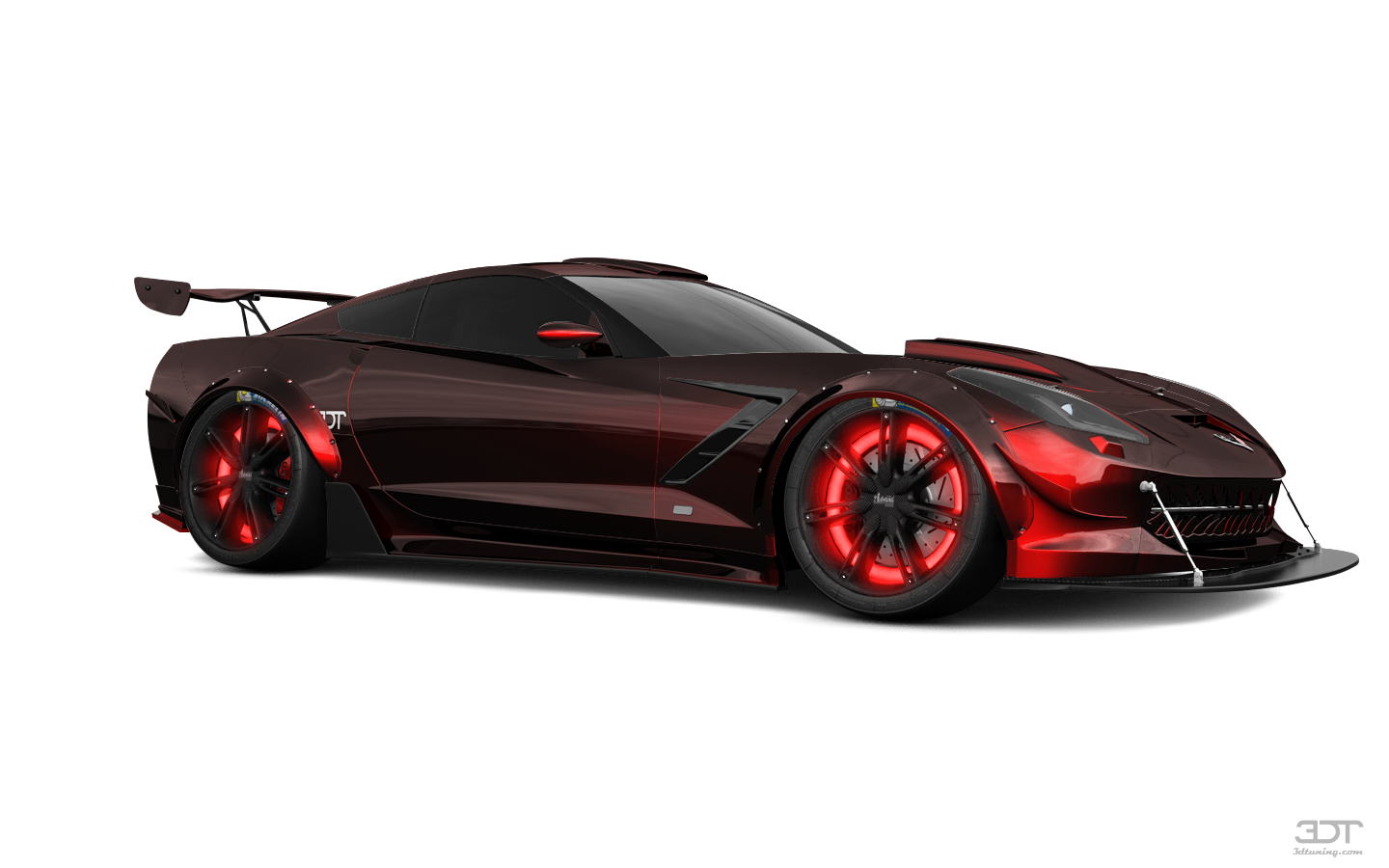 Chevrolet Corvette C7 2 Door Coupe 2015 tuning
