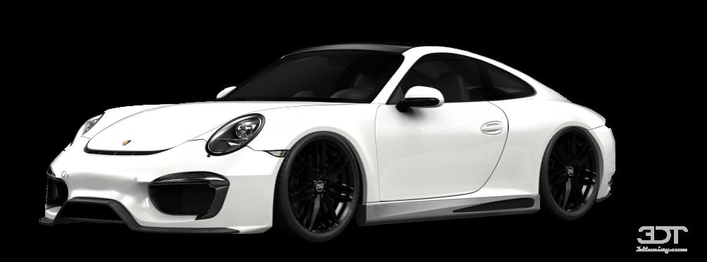 Porsche 911 Carrera Coupe 2013 tuning