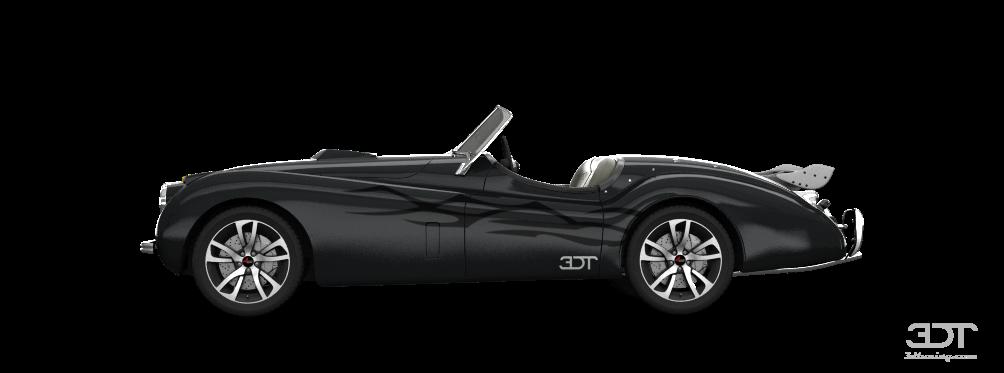 Jaguar XK120'54