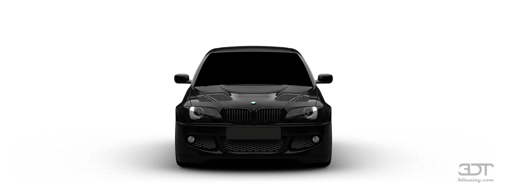 3dtuning Of Bmw 3 Series Facelift Coupe 2002 3dtuning