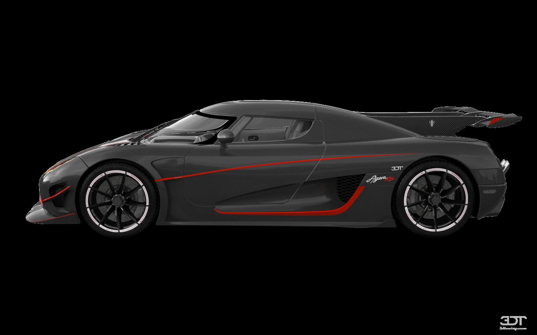 Koenigsegg Agera 2 Door Coupe 2011 tuning