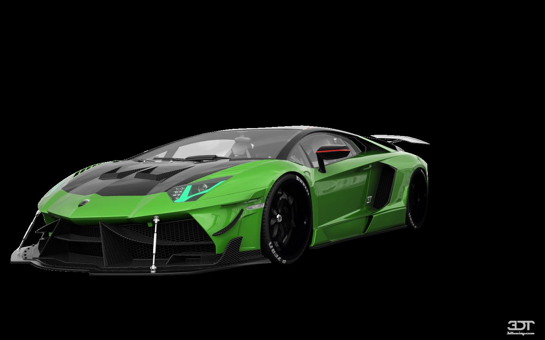 Lamborghini Aventador 12 By Tommy3467