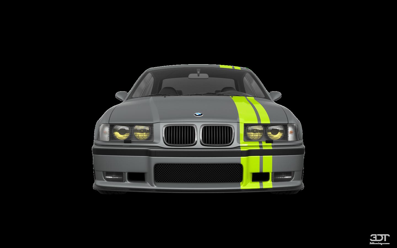 BMW 3 Series'93