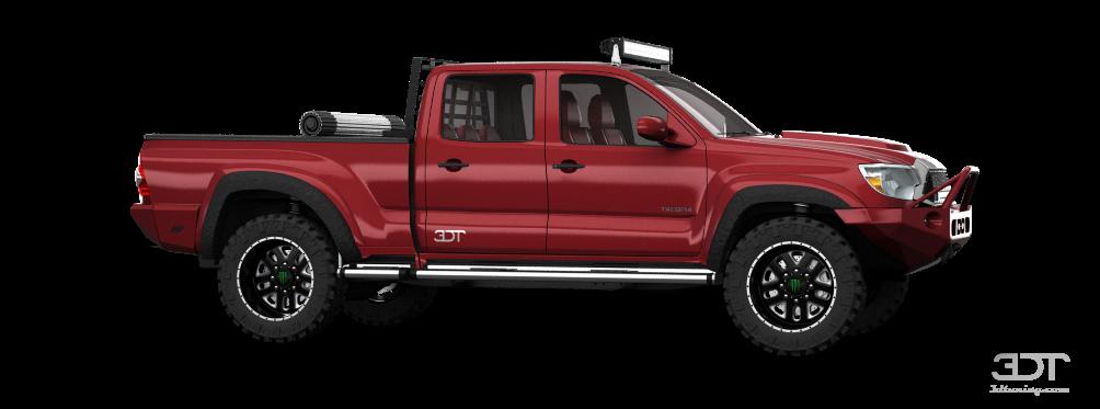 Toyota Tacoma'12