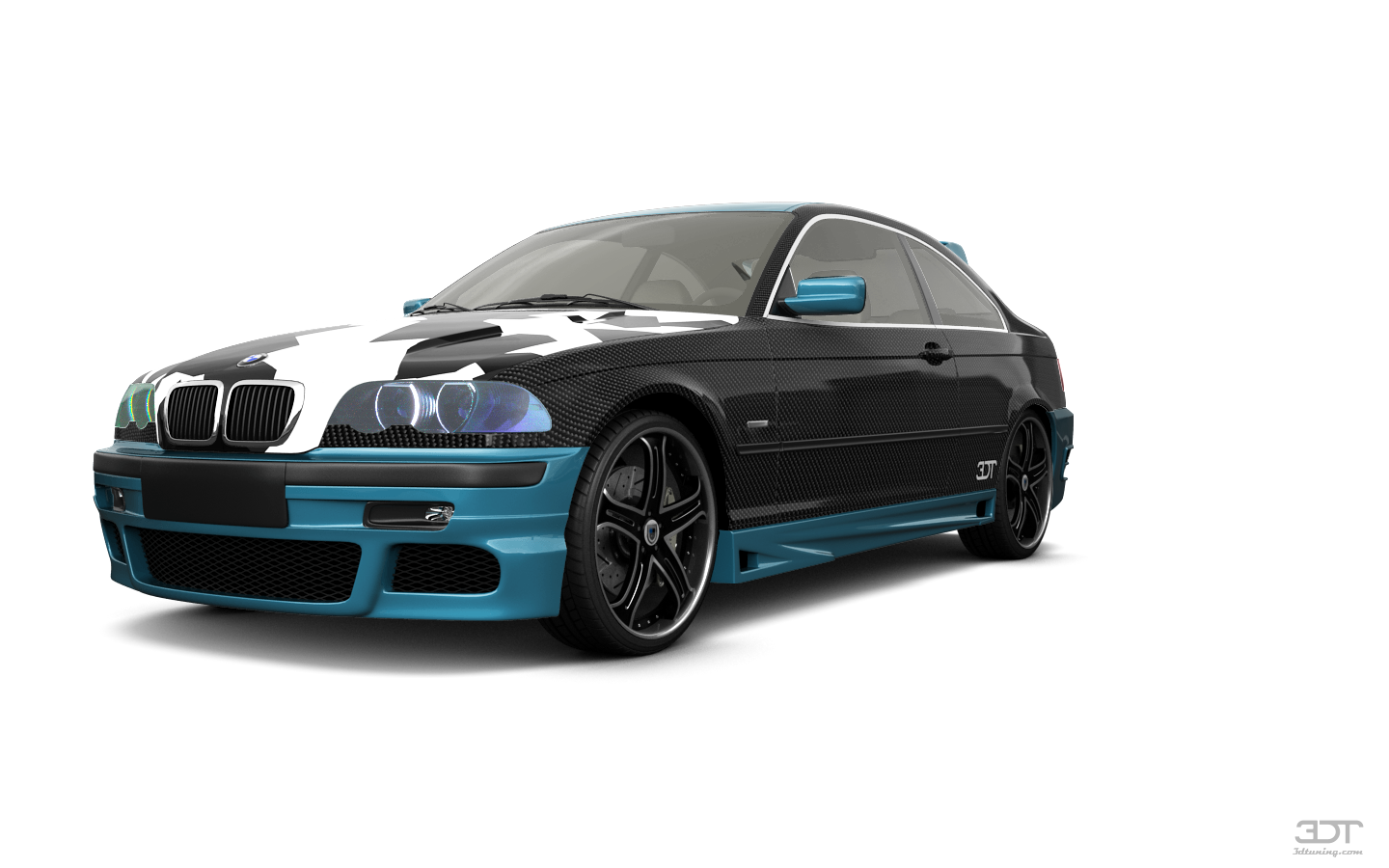 BMW 3 Series 2 Door Coupe 2001 tuning