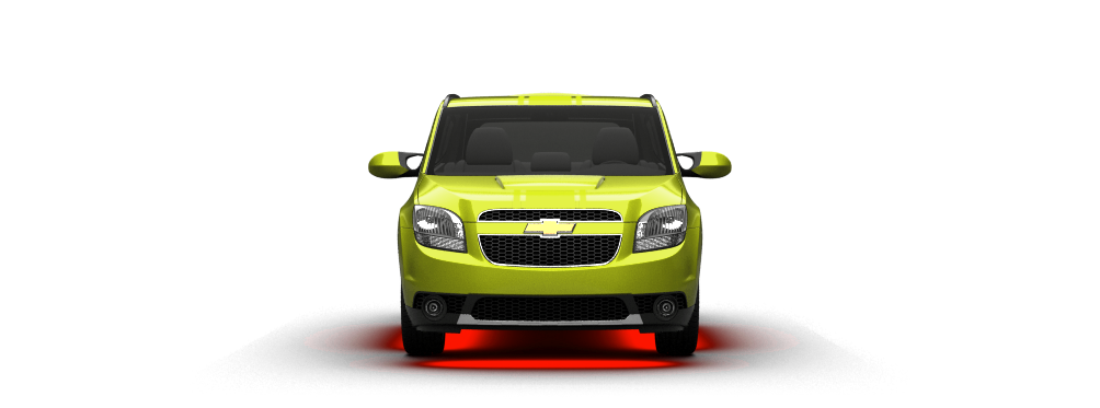 Chevrolet Orlando'11
