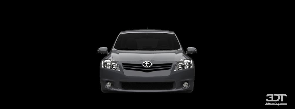 Toyota Auris'11
