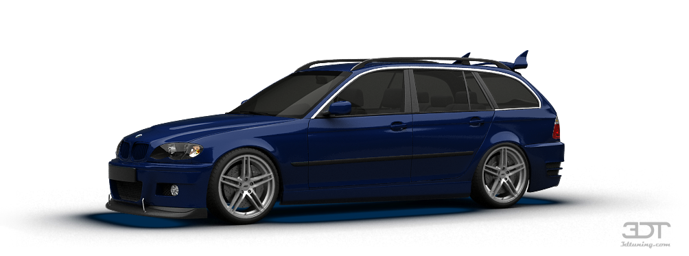 BMW 3 series Wagon 2002 tuning