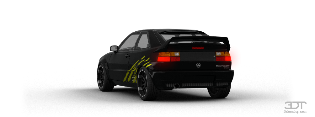 3DTuning of Volkswagen Corrado VR6 3 Door Hatchback 1995 3DTuning