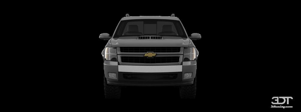 Chevrolet Silverado Crew Cab'07
