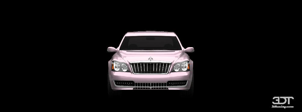 Maybach 57 Sedan 2002