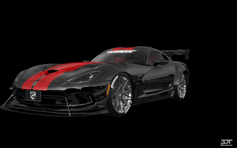 My Perfect Dodge Srt Viper Gts