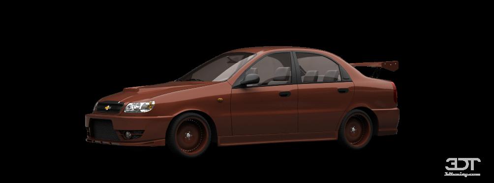 Chevrolet Lanos'12