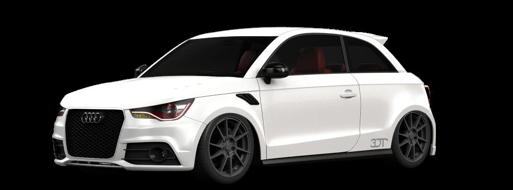 Audi A1 3 Door Hatchback 2011 tuning