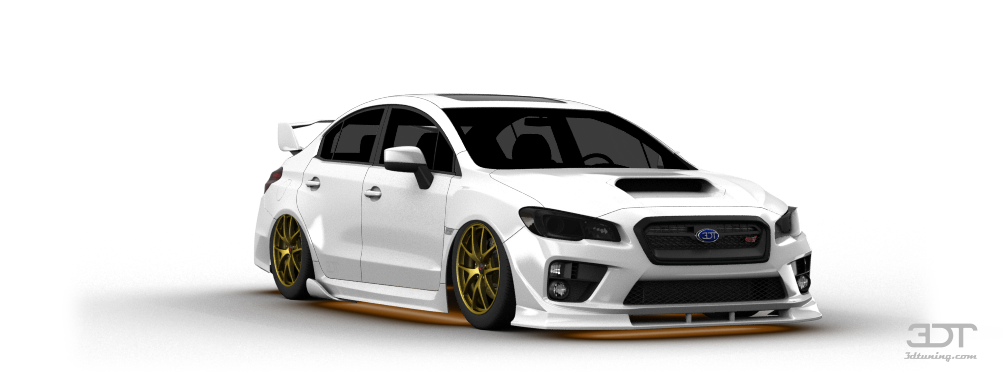 My Perfect Subaru Wrx Sti