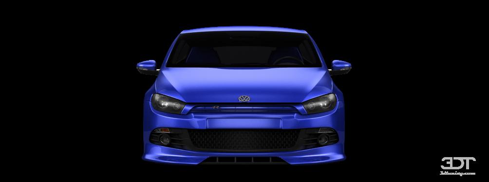 Volkswagen Scirocco R 3 Door Hatchback 2010