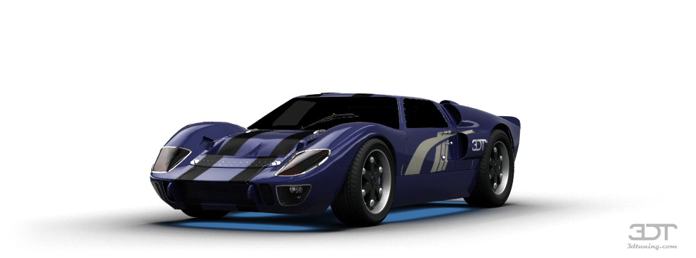 Ford GT40 MKII'66