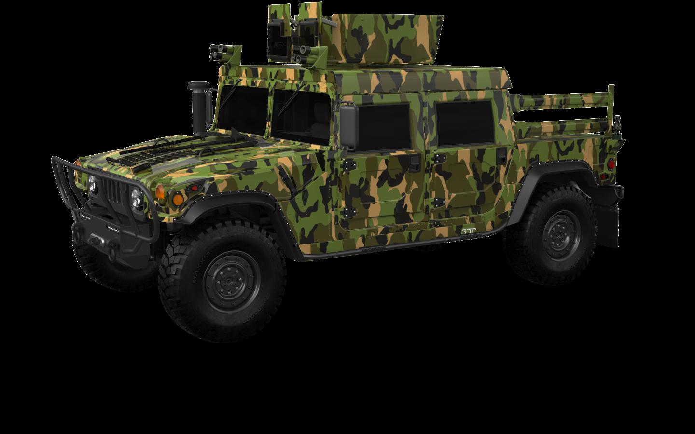 Hummer H1 4 Door SUV 1992 tuning