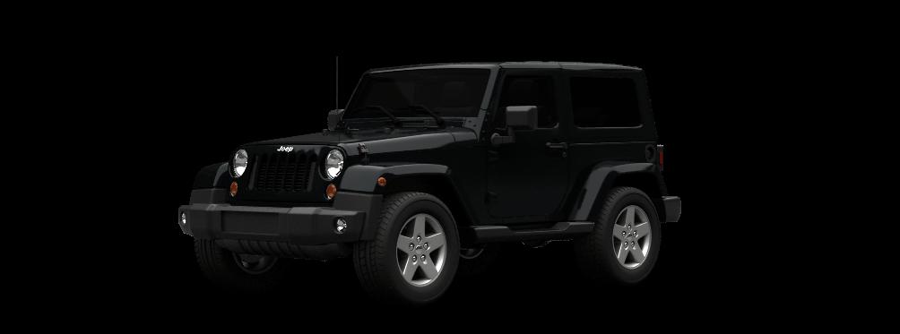 Jeep Wrangler SUV 2010 tuning