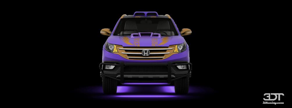 Honda CR-V'12
