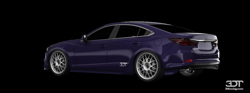 3DTuning Of Mazda 6 Sedan 2014 3DTuningcom Unique On