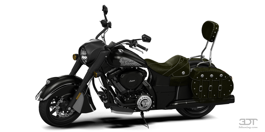 Indian Chief Dark Horse'15