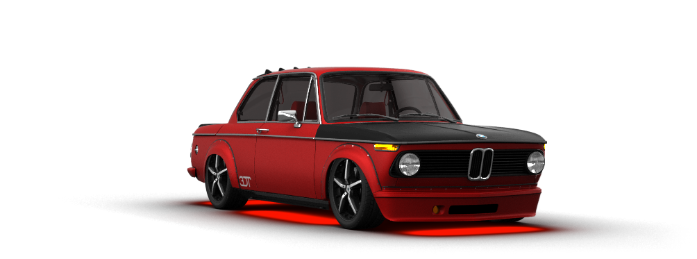BMW 2002 Coupe 1973 tuning