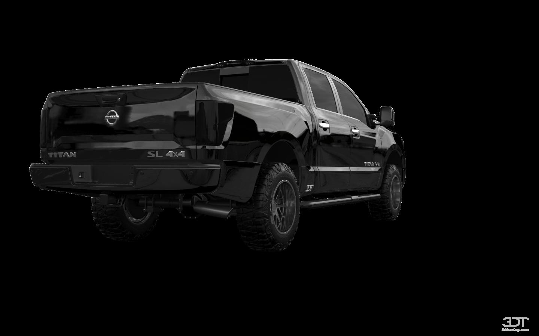 Nissan Titan'21
