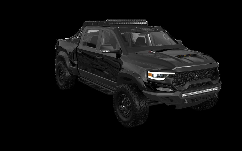 Dodge Ram 1500 TRX 4 Door pickup truck 2021 tuning