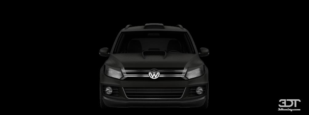 Volkswagen Tiguan'12