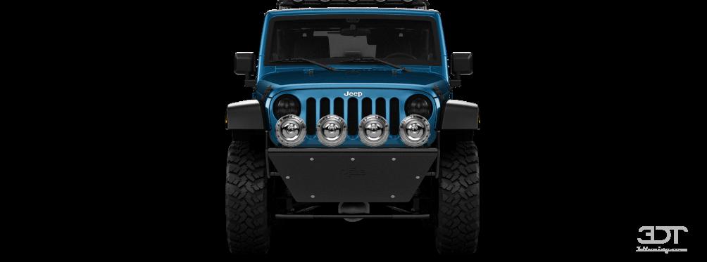 Jeep Wrangler Sport S'16