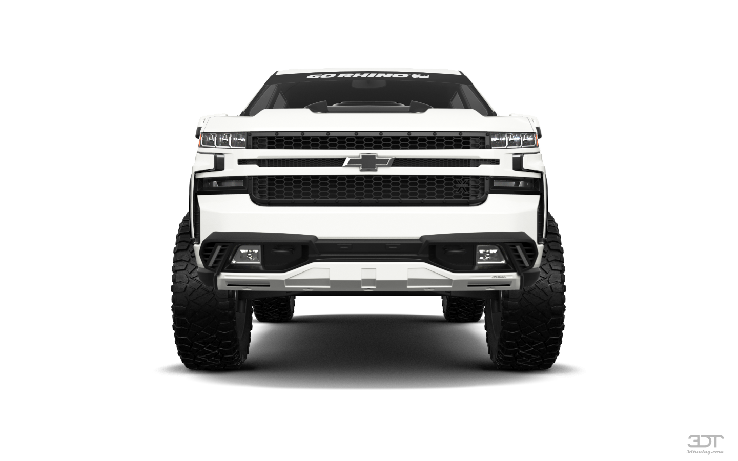 Chevrolet Silverado 1500 4 Door pickup truck 2019