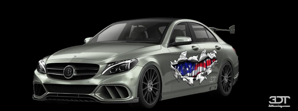 Mercedes C63 S'15 by CDUSCHEN