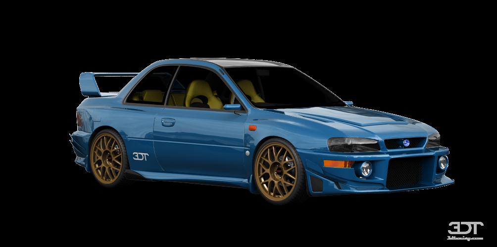 Subaru Wrx Parts Car