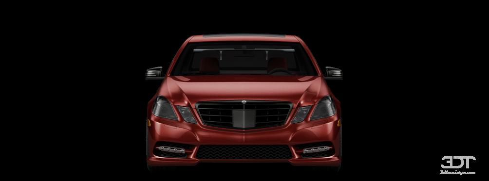 Mercedes E class Sedan 2011 tuning