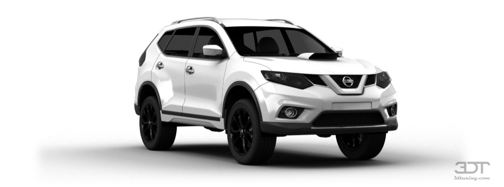 Tuning Nissan Rogue 2014 online, accessories and spare