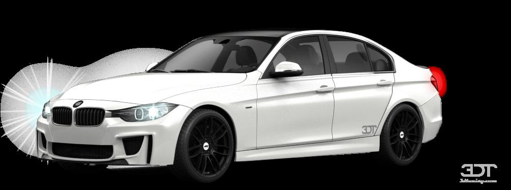 BMW 3 series Sedan 2012 tuning