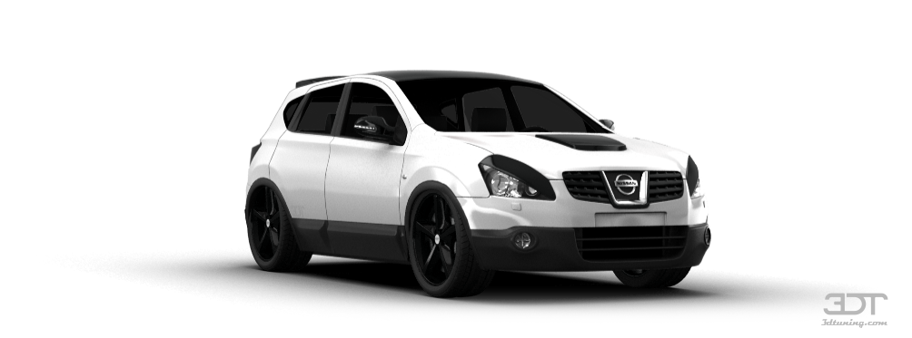 3dtuning of nissan qashqai crossover 2007. Black Bedroom Furniture Sets. Home Design Ideas