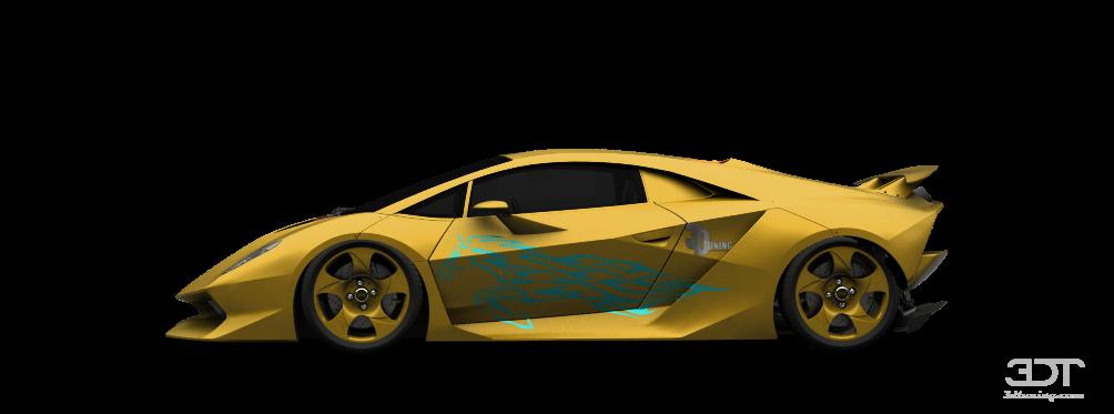 Lamborghini Sesto Elemento 11 By Dylenmiller