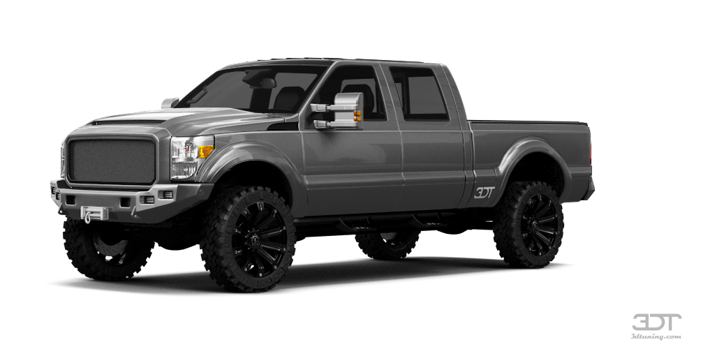 Ford F-250 CrewCab Truck 2013 tuning