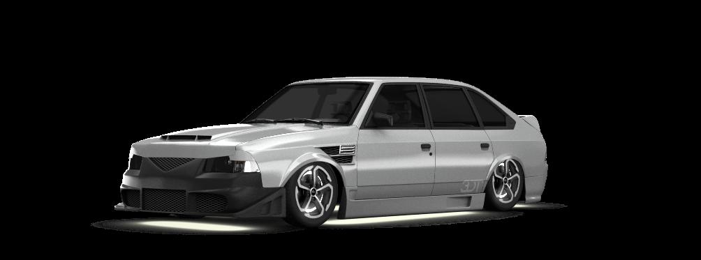 Moskvich 2141 5 Door Hatchback 1986 tuning