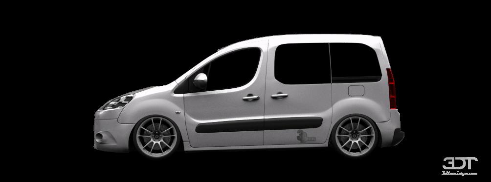 3DTuning of Peugeot Partner Wagon 2008 3DTuning.com ...
