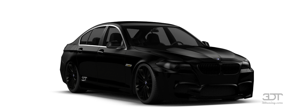 BMW 5 series Sedan 2011 tuning