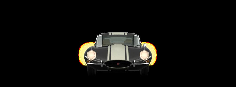 Jaguar E-Type'62