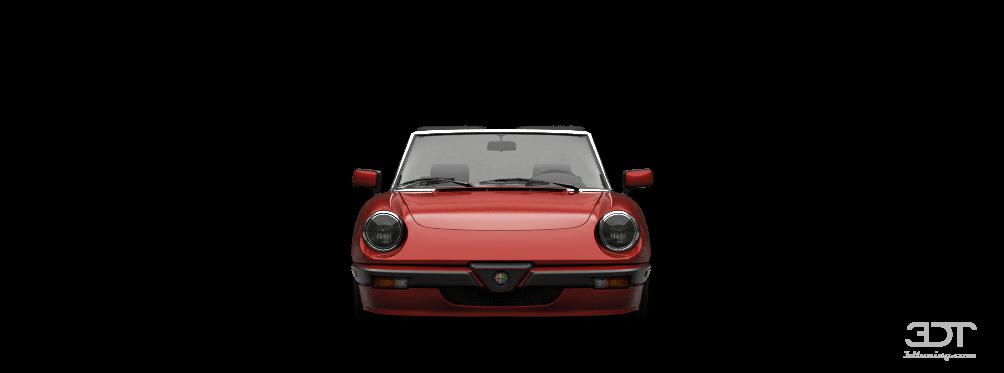 Alfa Romeo Spider'83