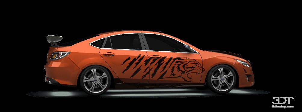 Mazda 6'11