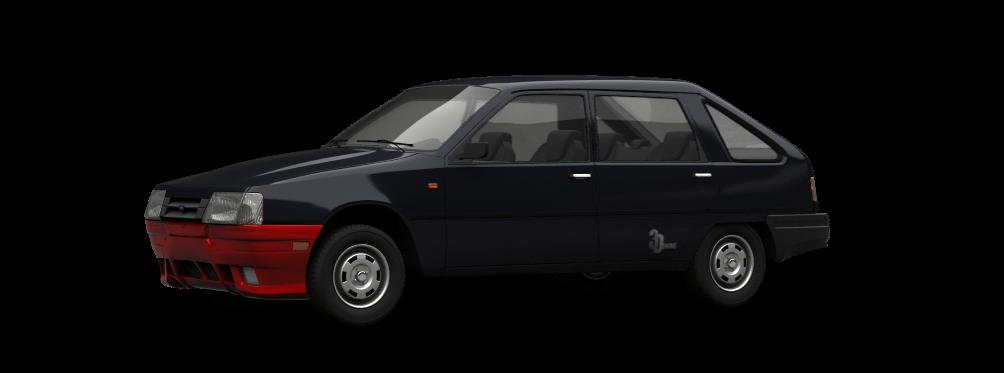 IZH 2126 Oda 5 Door Hatchback 1992 tuning