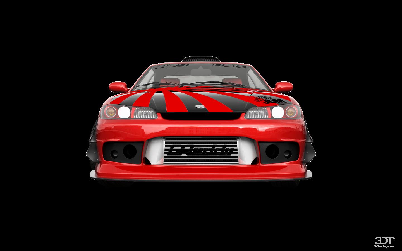 Nissan Silvia S15 2 Door Coupe 1999
